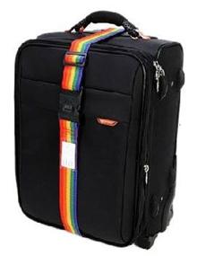[SPORE] Luggage Belt Strap | TSA Travel Lock | Travel Bags |Tags | Baggage Locks
