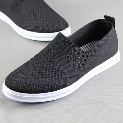 discount New Fashion Loafers Men Flat Heel Mesh Shoes Mens Casual Shoes Male  Low top Brand b37e2c0b06f5