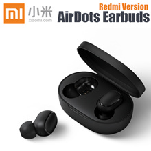 Xiaomi Mi AirDots Youth Version TWS Bluetooth Earphones Wireless In-ear Earbuds Bluetooth 5.0 White