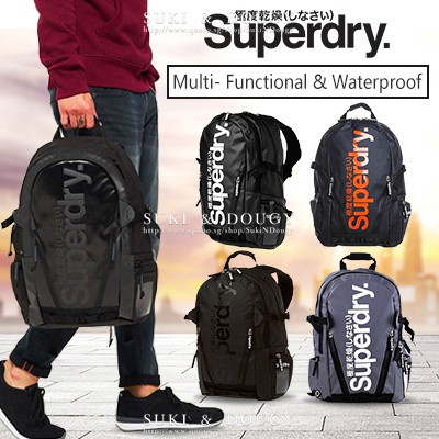 Premium  SG DISTRIBUTOR 100% AUTHENTIC WATERPROOF SUPER DRY LARGE CAPACITY  LAPTOP TRAVEL BACKPACK f70c921055