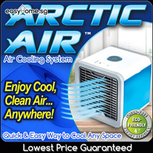 No Option Fee! Ready Stock In SG! Arctic Air Cooler / USB Fan / Led Mood Lights / Cool