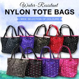 ba5e8f5b21e8 Ladies handbags Water-resistant Nylon Tote Bags Woman Lunch Bag Shoulder bag  Fashion Picnic Shopping