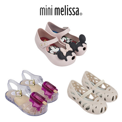 d057f75590c2  Melissa  ♥New arrivals♥ 14 Type Mini Melissa collection   jelly shoes