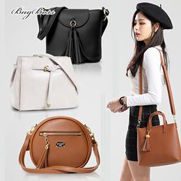 [BAGBOSS x HowRU] Woman Mini Bag / 22 Styles / Korea Stylish Women Bags