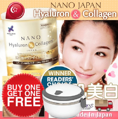 [1+1 GIFT! +STACK $90 COUPON] ?#1 BEST-SELLING COLLAGEN! ?UPSIZE 35-DAYS Deals for only S$69.9 instead of S$0