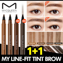 [MACQUEEN] ★1+1★ My Line-Fit Tint Eyebrow / 4 Color