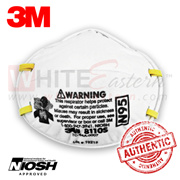 3M 8110S N95 Anti Haze Children Particulate Respirator Mask 5 Pieces