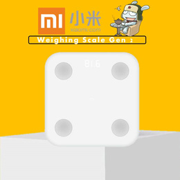 Original Xiaomi Mi Smart Body Fat Scale Adapt With Mifit APP Smart Health Body Composition Monitor