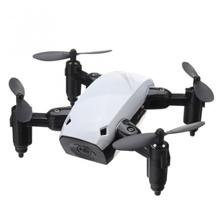 S9 Drone Cute Palm Micro Size Mini Foldable WiFi Camera 480P White