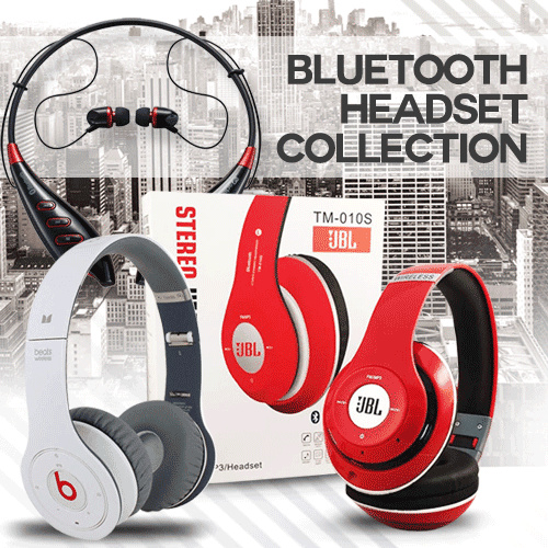 BLUETOOTH HEADSET COLLECTION | Spesial Price Sale Headset Deals for only Rp48.000 instead of Rp85.714