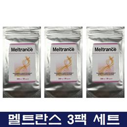 멜트란스 30정 x 3팩 [90정]  초강력 다이어트 서플리