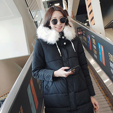 [mayblue] FW New arrivals ★ Free shipping ★ ♥ Korean EC site big hits! Item ♥ ♥ Limited Item ♥ ♥ Eco Fur Hood Inner Cotton Court