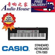 CASIO CTK-1500 STANDARD KEYBOARD