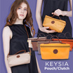 NEW COLLECTION!! Keysia Clutch / Pouch / Tas tangan / Dompet / tas tangan wanita / Good Quality
