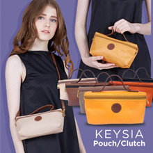 NEW COLLECTION!! Keysia Clutch / Pouch / Tas tangan / Dompet / tas tangan wanita / Good Quality