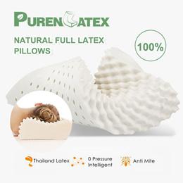 ★100%天然全乳胶枕头★记忆棉枕头/按摩枕头/骨科健康枕头