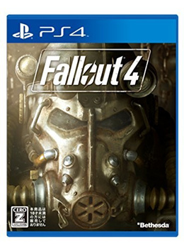 [iroiro]《베세스다》소프트 워크스 Fallout 4: Game of the Year Edition 【CERO레이팅「Z」】 - PS4