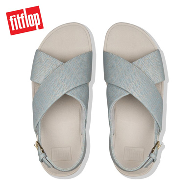 62968949bf2090 Qoo10 - Fitflop™ Lulu Mirage Back-Strap Sandals Pear   Shoes