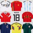 2018 World cup Tees- Football Fashionable T-shirts