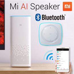 Xiaomi/小米 小米AI音箱小爱同学智能音响语音遥控家电人工音箱
