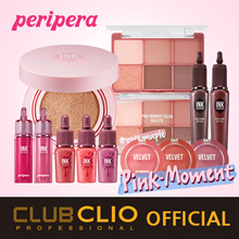 ★Sold out in Korea★[CLUBCLIO Official e-Store] ★NEW LAUNCHING★ Peripera Pink Moment Collection