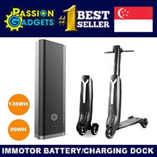 ★▌ ♥Cheapest♥ ▌★ SG Local Seller Immotor Escooter Battery /Electric scooter Charging Dock ★