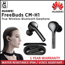 Latest HUAWEI FreeBuds  CM-H1 Tap-Control True wireless Bluetooth Stereo EarBuds. 1 Year Warranty.