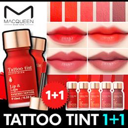 [MACQUEEN] ★1+1★ Tattoo Tint / 5 Colors