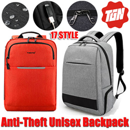 Authentic 100%【TIGERNU】 Anti-Theft Unisex Breathable Laptop bag/Travel Backpack/