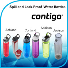 ★  Contigo Water Bottles ★ - Cortland/ Jackson/ Addison/ Ashland/ Ashland Infuser