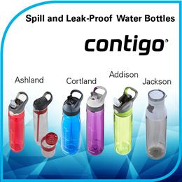 72c8752cce Contigo Water Bottles ☆ - Cortland/ Jackson/ Addison/ Ashland/ Ashland  Infuser