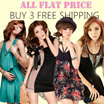 Ready Stock!!!★[ALL FLAT PRICE] CLEARANCE SALES ★ Korean Dress T-Shirts Blouse★ Buy 3 Free Shipping