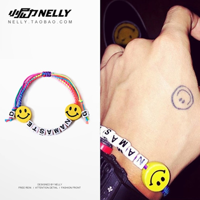 Bang Gd Namaste Bracelet Wear Fashion G Dragon