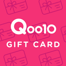 ★Qoo10★ RM300 Gift Card / Payable through credit card / Top up Qmoney using gift card / Enjoy up to 3% Discount on your purchase / Send gift cards to your friends using Qtalk