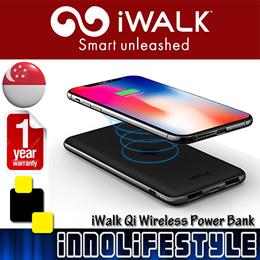 ★Comex Sales★ iWalk Qi 8000mAh Wireless Powerbank ★2 Years Local Warranty★
