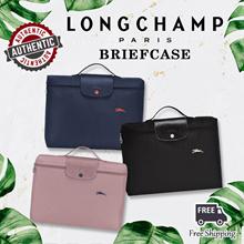 *APPLY COUPON* Lòngchamp Le Pliage Briefcase 2182 Series Club/Laptop Bag/100% Authentic with receipt