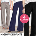 HIGHWIDE PANTS_4COLORS_EKSPOR QUALITY_PREMIUM MATERIAL_HIGHWAIST PANTS/CULOTTES PANTS/WOMENS PANTS/CELANA WANITA/PAKAIAN WANITA