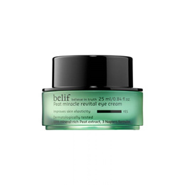 [BELIF] Peat Miracle Revital Eye Cream 25ml [Made in Korea]