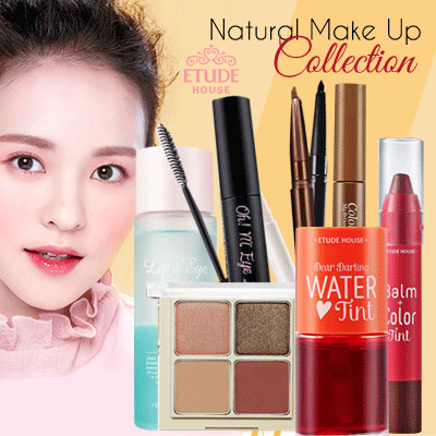 Best! Eye Lip Make up Collection_lip tint / eyebrow / eyeliner / mascara / eyeshadow / makeup remove Deals for only Rp159.000 instead of Rp159.000