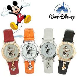 [BIG★SALE] 【DISNEY】 Authentic Disney Watch for Women Wristwatch / KIDS WATCH / LADY WATCH ♥Mickey mo