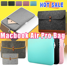 11 12 13 15 15.6 inch High Quality Laptop Bag Macbook Air/Pro Sleeve Ultrabook Notebook Case Cover
