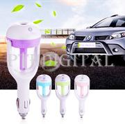 New Design Fashion Nanum Portable Car Fragrance Humidifier 50ML Mini Car Air Freshener Essential Oil Aroma Diffuser Car Plug in