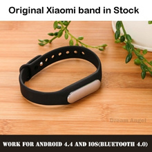 Xiaomi Mi Band Smart Wristband Miband Bracelet For Android 4.4 iOS 7.0 Passometer Fitness Tracker Ca