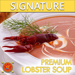 Lobster Soup | 龙虾上汤 | ♦ No preservatives ♦ Ready to use ♦ Suitable for all uses ♦ 800g