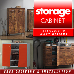 [BL] Modern Multi-Function Shoe Cabinets | 4 Designs | Free Delivery