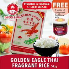 Golden Eagle Thai Fragrant Rice 5kg Offer!