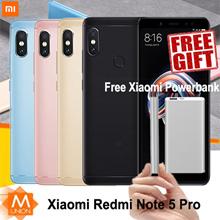 [Super Sale] Xiaomi Redmi Note 5 Pro|13 MP Dual Camera|Snapdragon Octa Core|Free Gift |Free Warranty