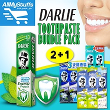 【DARLIE】Toothpaste BUNDLE PACK •All Shiny White/Tea Care/Double Action/FreshNBrite/Advanced White