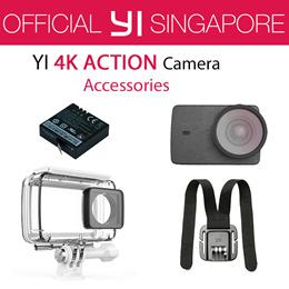 [Official Xiaoyi SG]★Original YI 4K Action Camera Accessories★XiaoMi