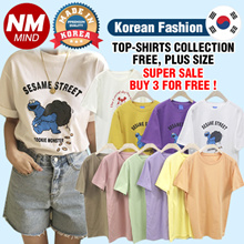 💞REAL KOREAN FASHION💞 Best Top shirt collection 👕/ womens fashion Q lounge national day